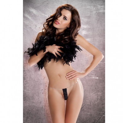 "PERIZOMA MICRO PASSION WOMAN G-STRING ""MT002"" NERO"